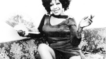 Marta Gularte en 1988 / Foto: Marcelo Isarrualde